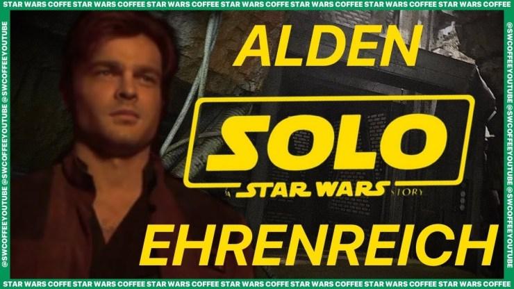 Alden Ehrenreich Talks His Han Solo! 1