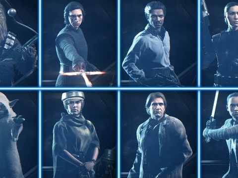 ALL 8 NEW HERO SKINS WITH GAMEPLAY! Star Wars Battlefront 2 7