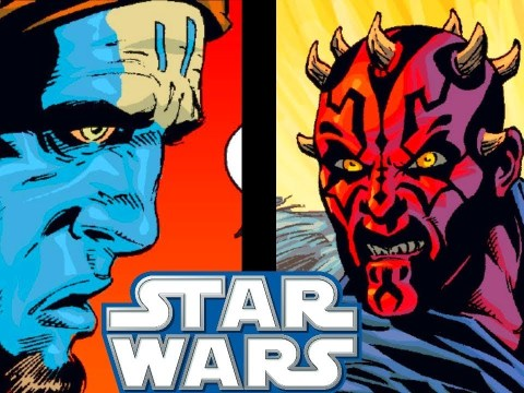Darth Maul INFILTRATES The Black Sun - Star Wars Comics Explained