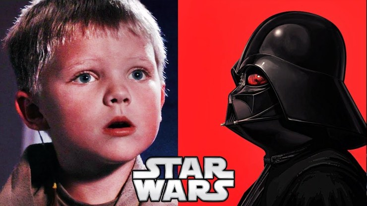 Darth Vader's Thoughts on the YOUNGLINGS Anakin Killed
