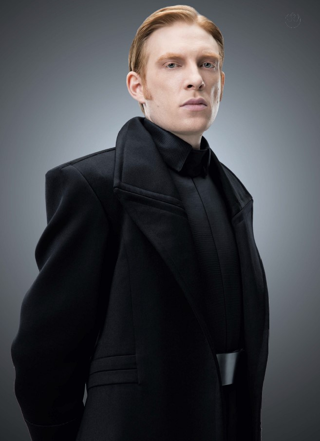 GENERAL HUX THE MILITARY MASTERMIND