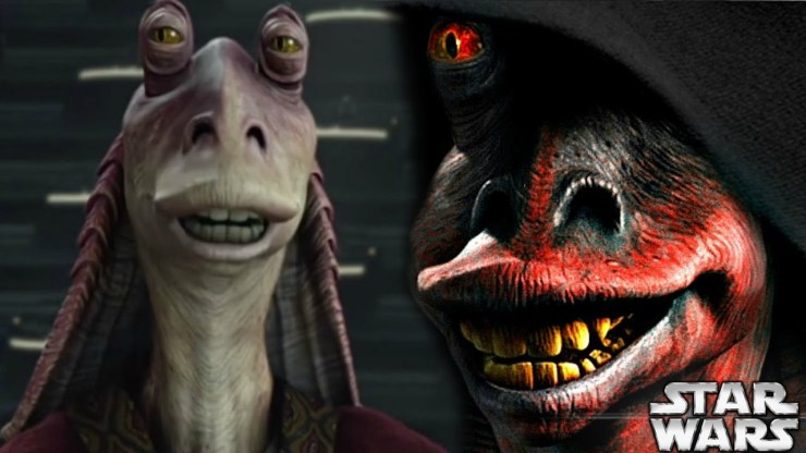 Jar Jar's Fate Revealed - Star Wars Explained