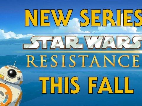 New Animated Series Star Wars Resistance Officially Announced