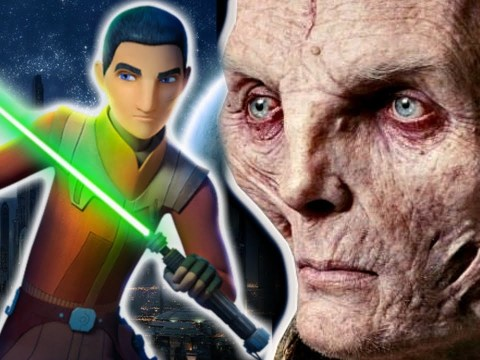 NEW Animated Star Wars TV Series Announced! 1