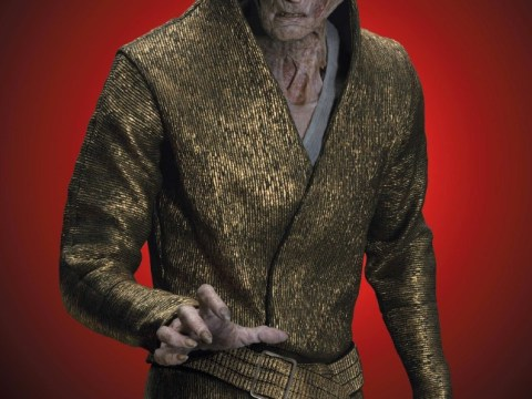 SNOKE THE SUPREME LEADER