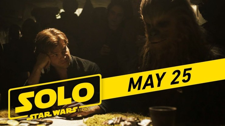 """Solo: A Star Wars Story """"Crew"""" TV Spot (:45) 1"""