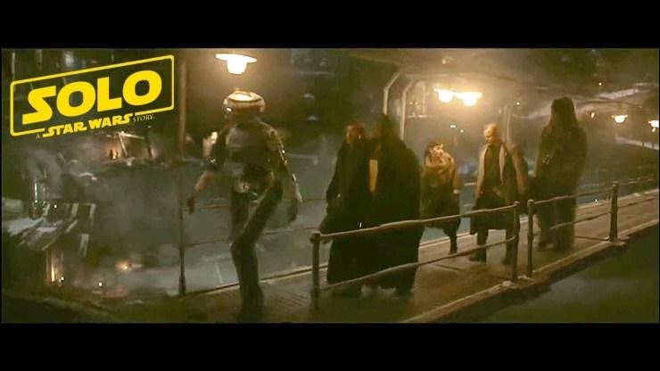 SOLO A Star Wars Story (Han Solo) TV Spot Trailer 7 1