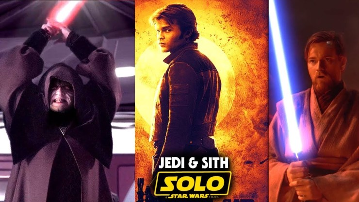 Solo A Star Wars Story Jedi & Sith References (Star Wars News)