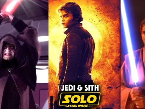 Solo A Star Wars Story Jedi & Sith References (Star Wars News) 11