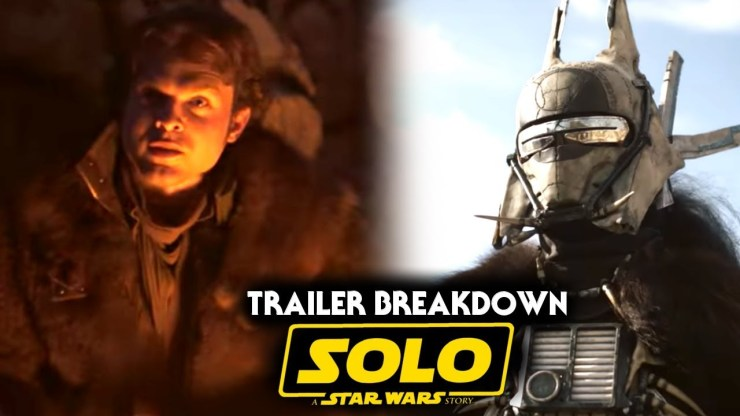 Solo A Star Wars Story Trailer 2 Breakdown! (NEW Trailer Revealed) 1