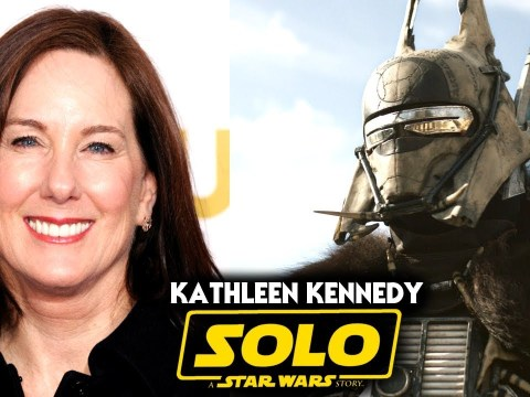 Star Wars! Kathleen Kennedy Changed Villain (Solo A Star Wars Story)