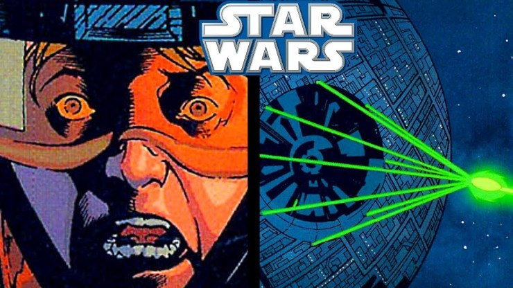 What IF Luke Failed to DESTROY The Death Star