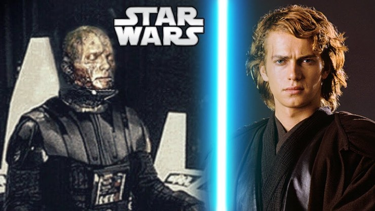 Why Darth Vader and Anakin sound so DIFFERENT - Star Wars Explained 1