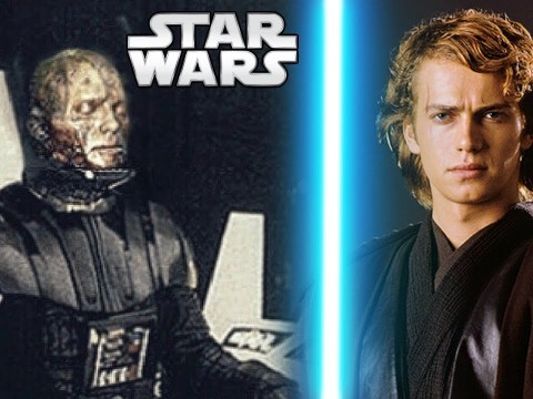 Why Darth Vader and Anakin sound so DIFFERENT - Star Wars Explained 4