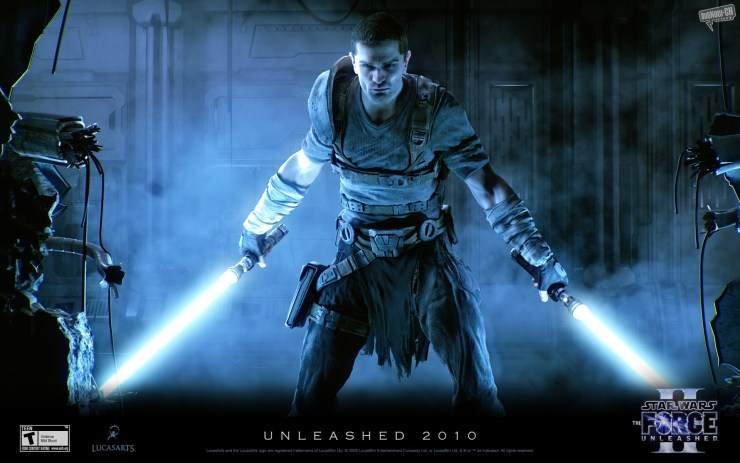 Download Star Wars The Force Unleashed Collection 1