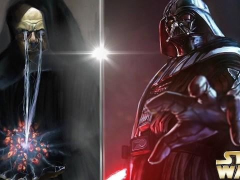 How Darth Plagueis Had a Terrifying Vision of Darth Vader