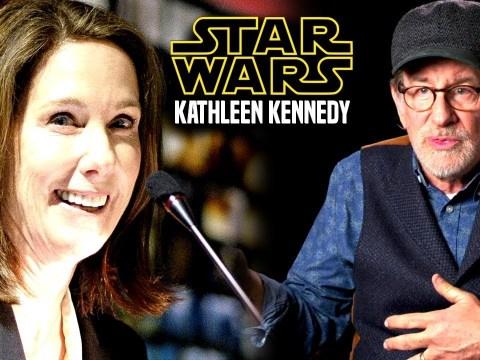 Kathleen Kennedy & Steven Spielberg! / Star Wars & More!