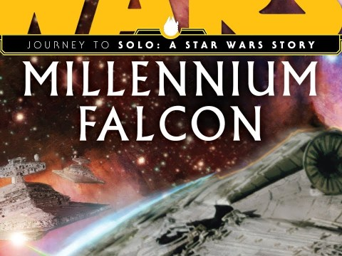 Millennium Falcon - Journey to Solo: A Star Wars Story Part 7