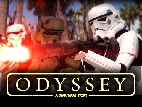 Odyssey: A Star Wars Story OFFICIAL TRAILER (Star Wars Fan Film)