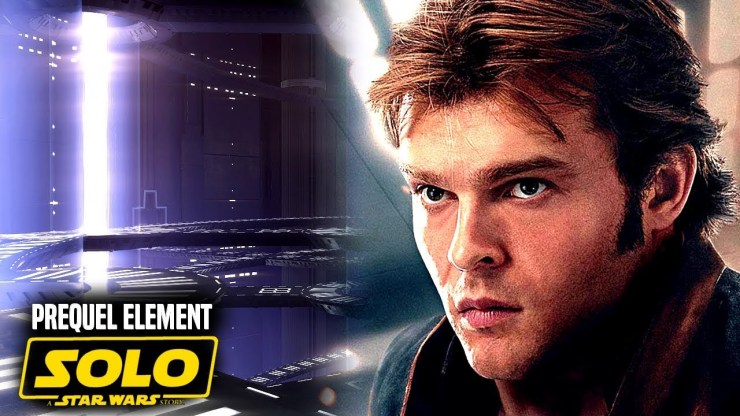 Solo A Star Wars Story Has This Prequel Trilogy Element 1