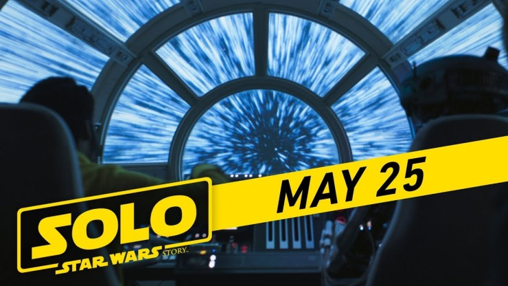 "Solo: A Star Wars Story | ""Ride"" (:30) 1"
