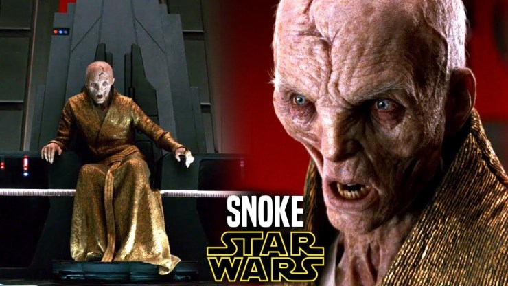 Star Wars! Snoke Exciting News! & More! (Future Of Star Wars)