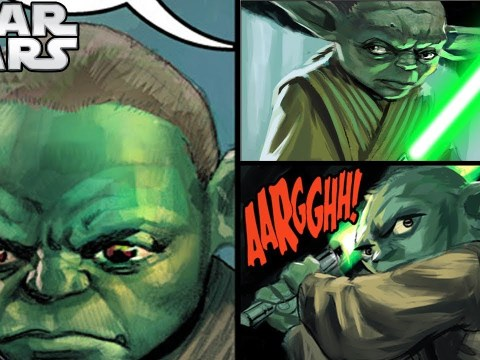 YODA'S FIRST NAME REVEALED - Star Wars Comics Explained