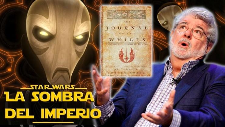 George Lucas Revela Su Propia Trilogia Con Los Whills – Star Wars –
