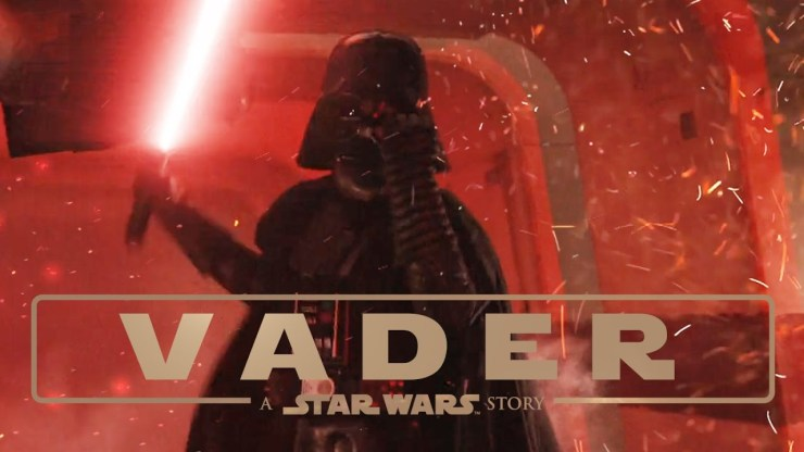 Star Wars: The Last Sith - Darth Vader Trailer (Fan Trailer)