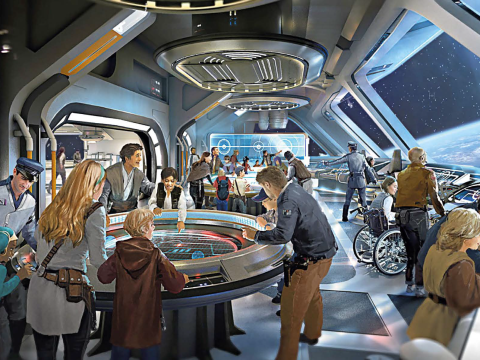 Disney Parks announce Star Wars projects around the world