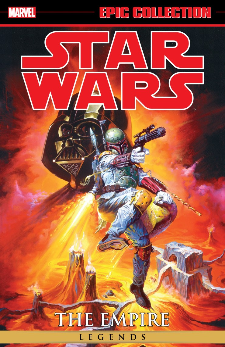 Star Wars Legends Epic Collection - The Empire Vol. 04 (2018)
