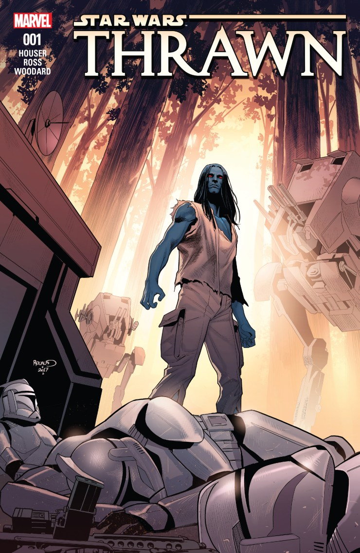 Star Wars: Thrawn (2018) #1