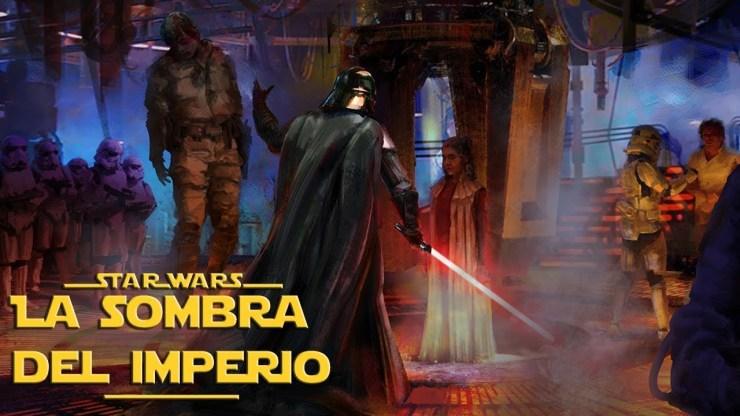 ¿Qué Hubiera Pasado Si Vader Mataba a Luke Skywalker en Bespin? 1