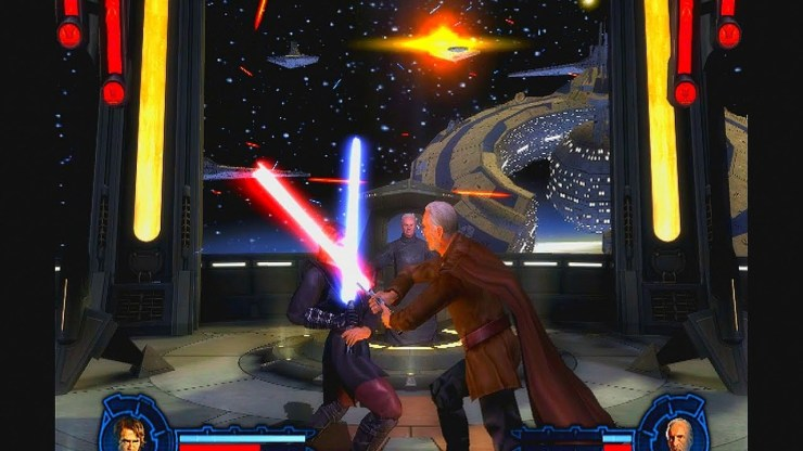 Star Wars Episode Iii Revenge Of The Sith Playthrough Part 1