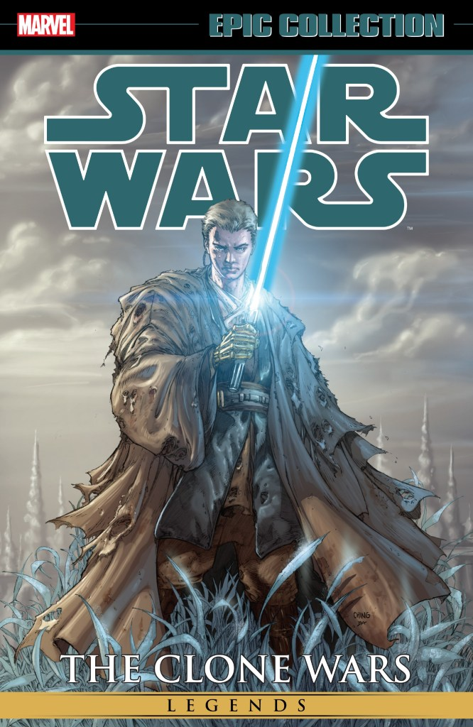 Star Wars Epic Collection: The Clone Wars Vol. 2 (Star Wars: Legends: Epic Collection: The Clone Wars)