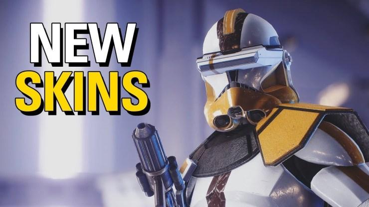 NEW Clone Skins Cinematic Showcase | 327th Star Corps & 41st Elite Corps 1