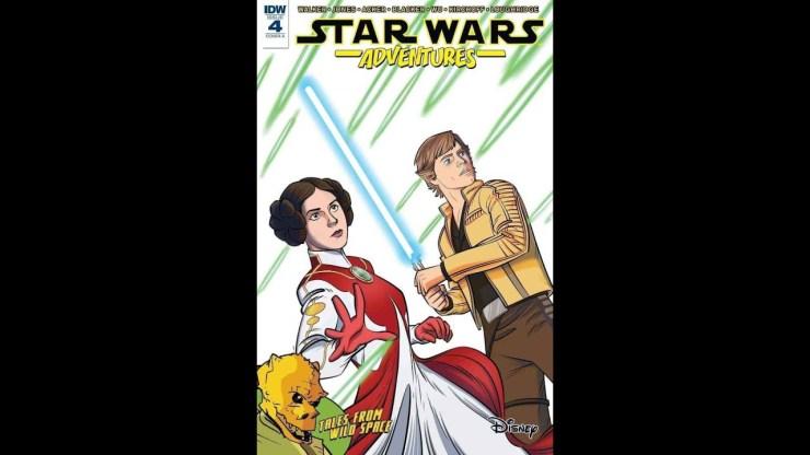 Star Wars Adventures 004 (2017) Comic