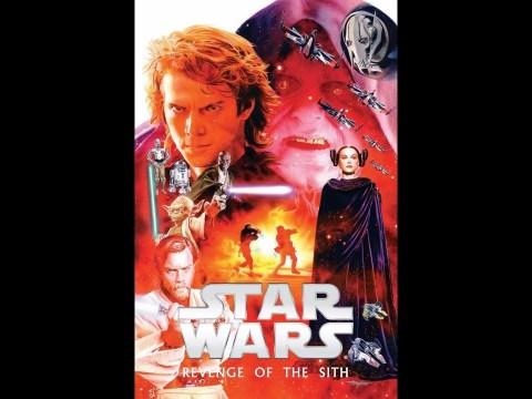 Star Wars Revenge of the Sith Comic