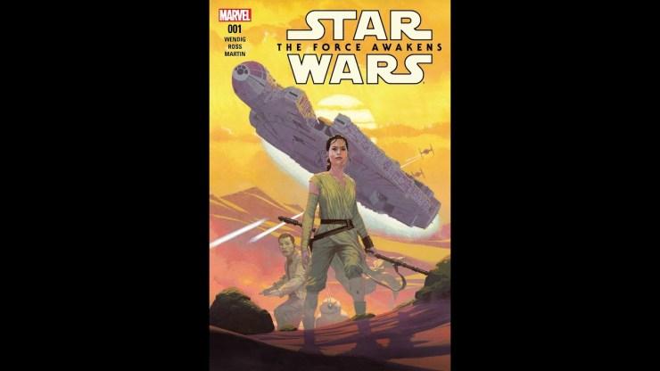Star Wars - The Force Awakens Adaptation (2016) 1