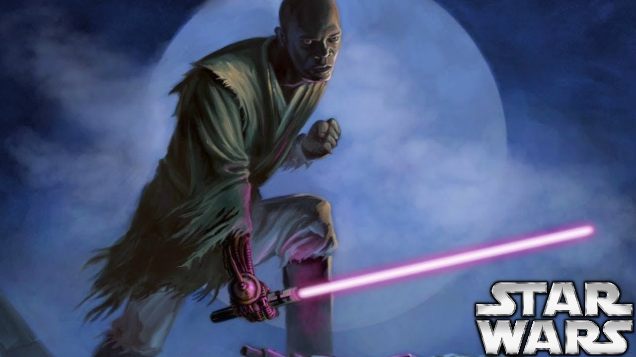 The Story Of Mace Windu After Revenge Of The Sith Star Wars Explained