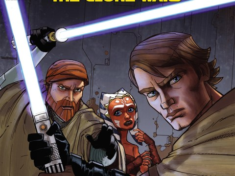 Star Wars - The Clone Wars 02 (of 12) (2008)