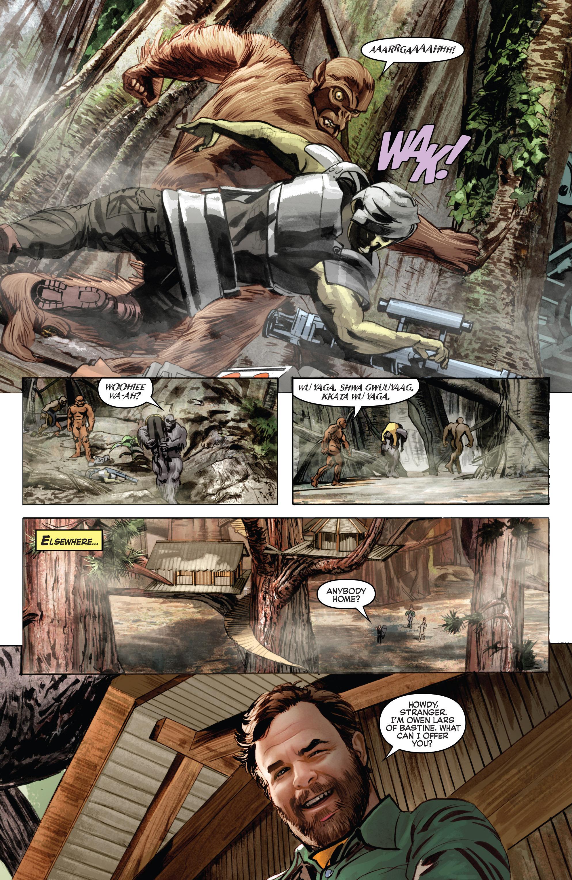 THE STAR WARS comic (2015, Marvel edition) Vol.7 19