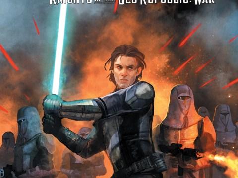 Star Wars - Knights of the Old Republic - War 002