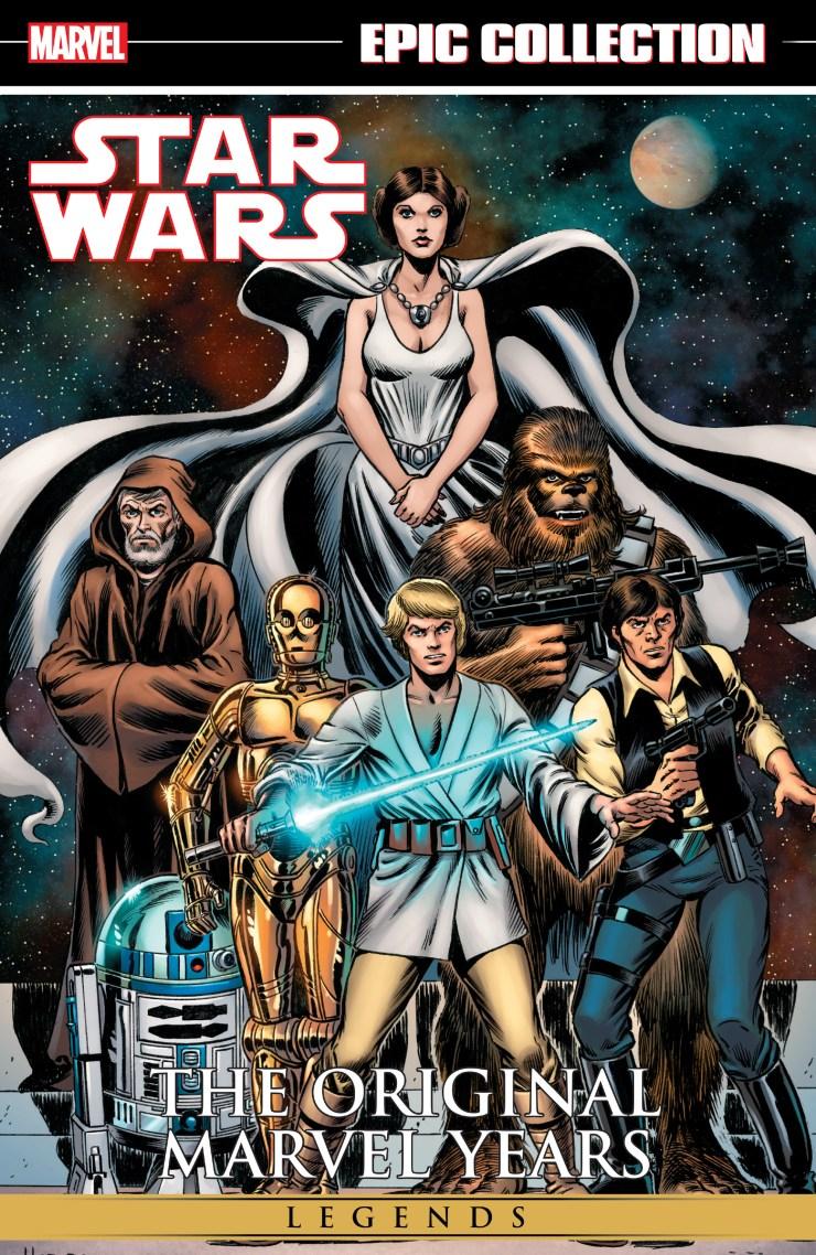 Star Wars Legends Epic Collection - The Original Marvel Years v01 (2016)