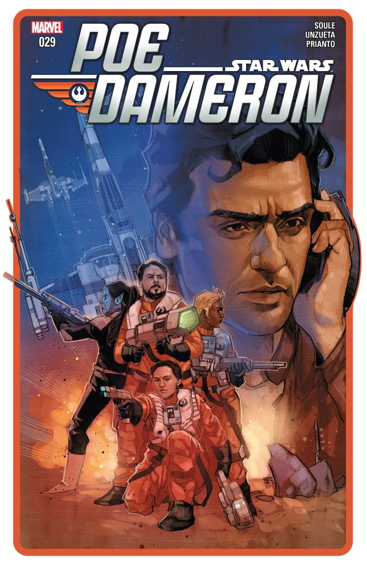 Star Wars – Poe Dameron #29 (2018) 1