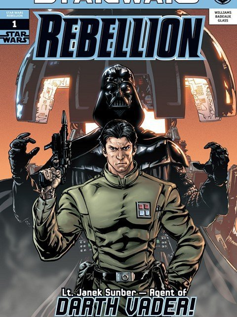 Star Wars - Rebellion (000-016) (Marvel Edition) (2015)