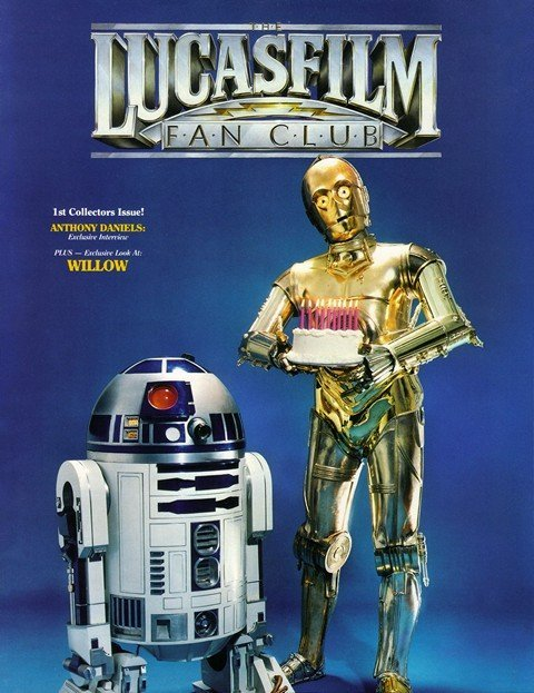 Lucasfilms Fan Club Magazine