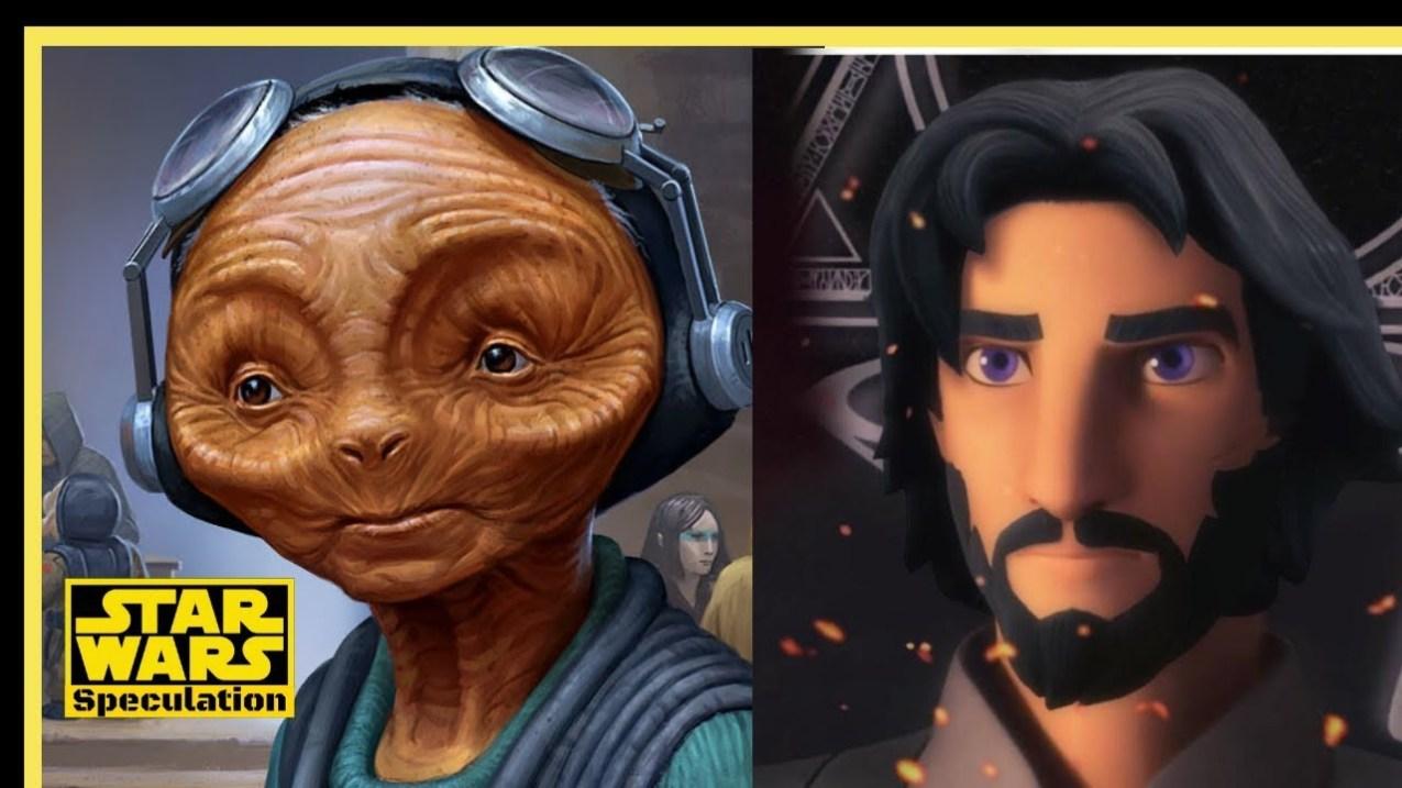 Ezra Bridger Episode 9 Concept Art Rumor Star Wars Speculation