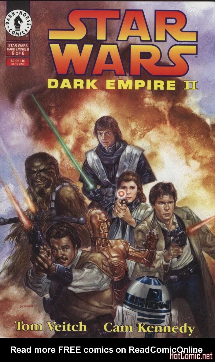 Star Wars: Dark Empire II (Issue 6-6)