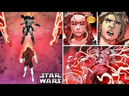 Darth Vader Enters Lord Momin's Portal and Finds Padme! (Canon)